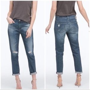 Adriano Goldschmied The Beau Slouchy Skinny Jeans